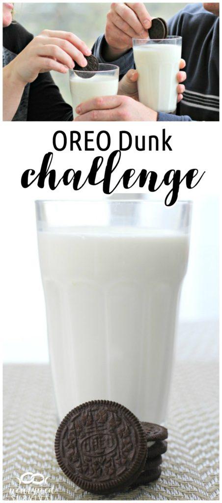 OREO Dunk Challenge #OREOSuperDunk
