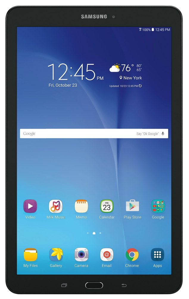 "SAMSUNG Galaxy Tab E-9.6"" 16GB Android Tablet -Wi-Fi"