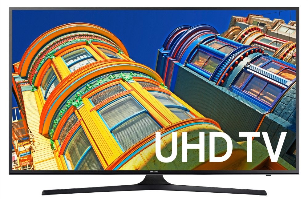 "Samsung 60"" 4K Ultra HD 2160p 60Hz LED Smart HDTV"