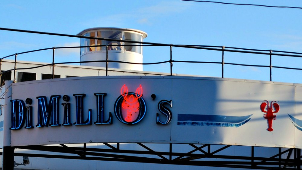 Unique Date Idea: DiMillo's on the Water Portland, Maine