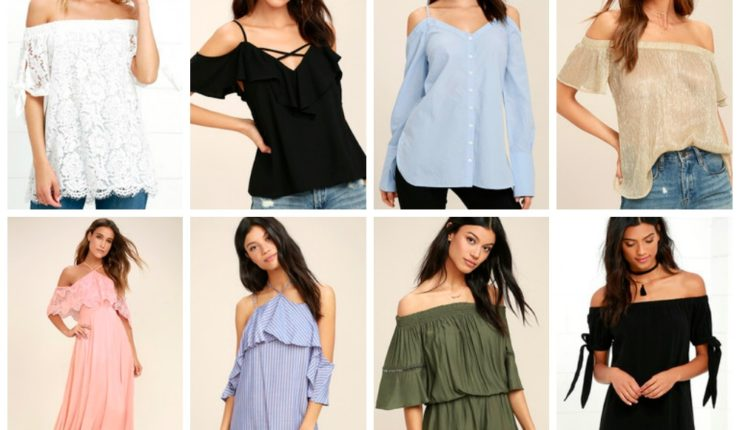 Off-the-Shoulder Trendy Pieces You Need in Your Closet