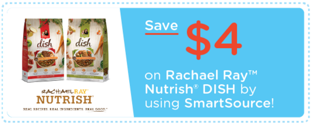 Rachael Ray™ Nutrish® DISH coupon