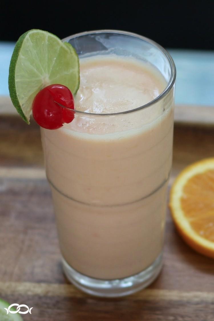 Mai Tai smoothie