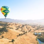 Santa Fe Date Ideas: Hot Air Balloon Ride