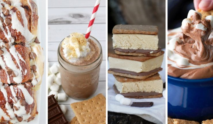 15 S'mores Recipes that Will Satisfy Your Sweet Tooth