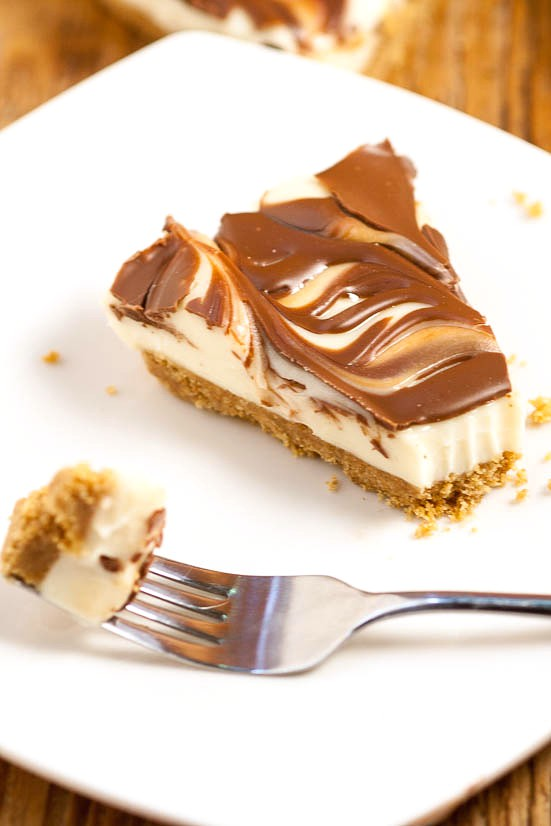 No Bake Smores Cheesecake Recipe
