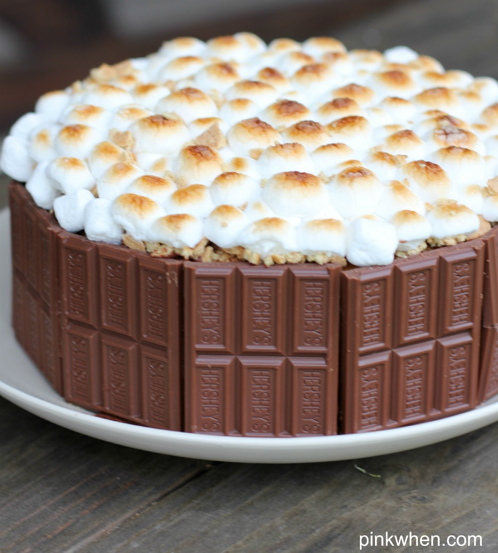 Smores Cake Recipe