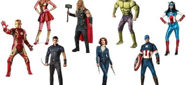 Justice League Costumes for Couples