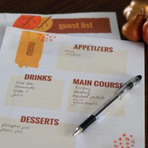 Hosting Thanksgiving? Here are Some Ways to Reduce Your Stress & Cost
