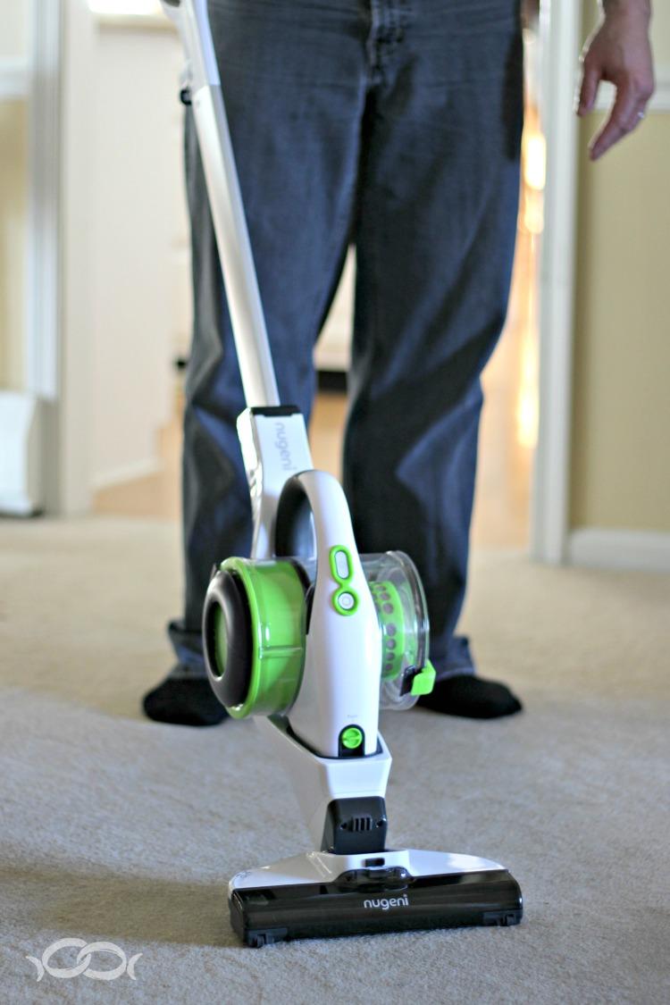 Nugeni STEVA+ cordless vacuum