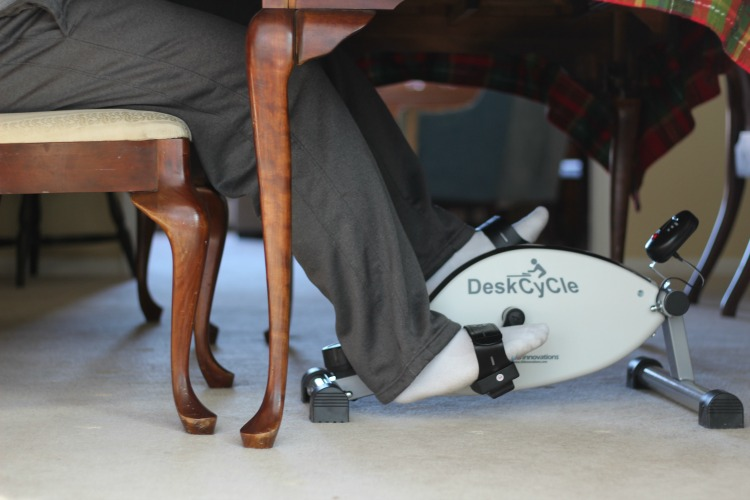 DeskCycle: Under Desk Exercise Bike
