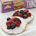 Berry Cheesecake Thins & Other Weight Watchers® Sweet Treat Ideas