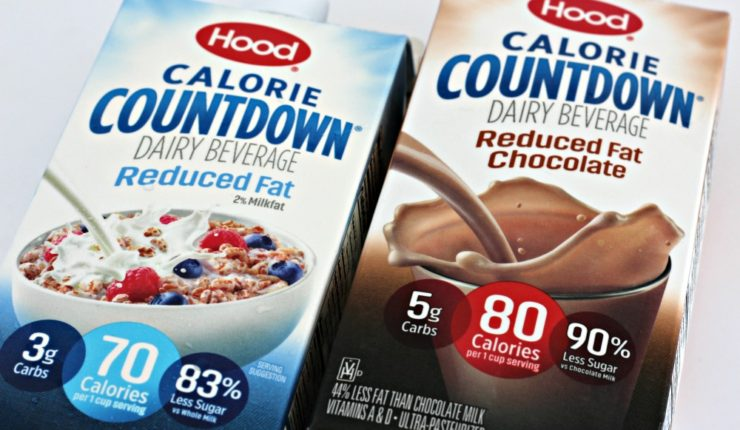 Hood Calorie Countdown: A Keto Friendly Milk Substitute