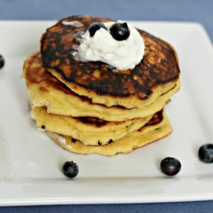 Low Carb Blueberry Pancakes – A Delicious Ketogenic Breakfast Recipe