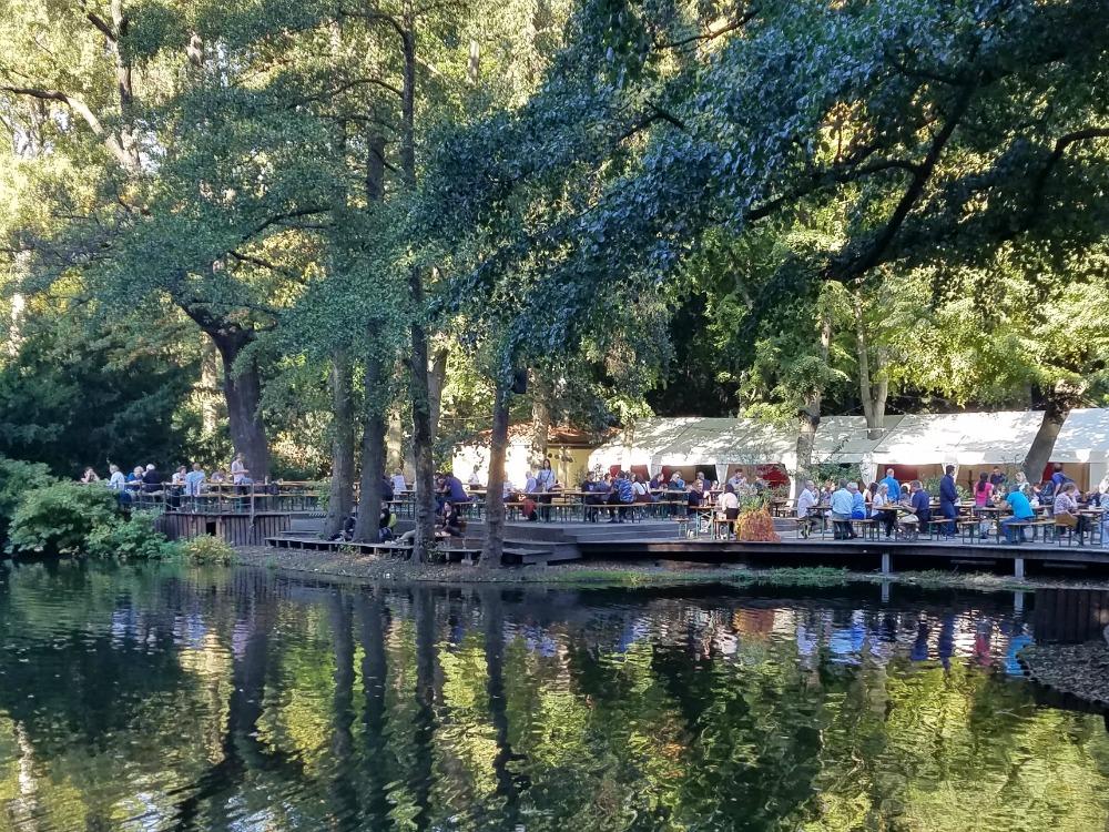 Berlin Date Idea: Café am Neuen See - beer garden in the Tiergarten