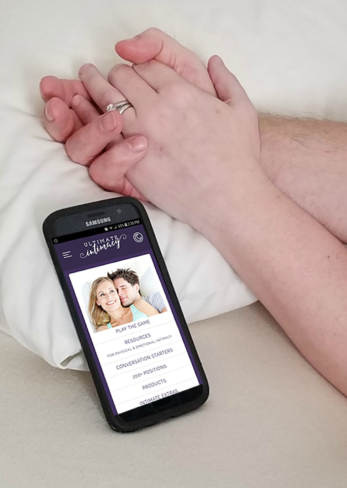 Rekindle the spark with the Ultimate Intimacy app