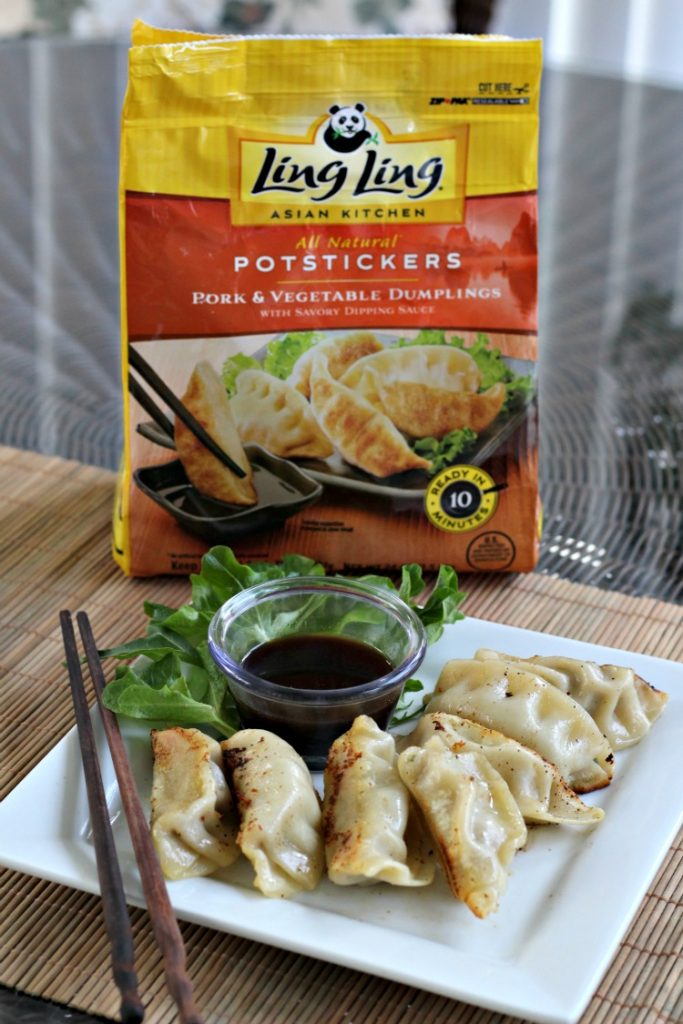 Celebrate Chinese New Year with Ling Ling Postickers