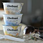 Simplify with Chobani Less Sugar Greek Yogurt
