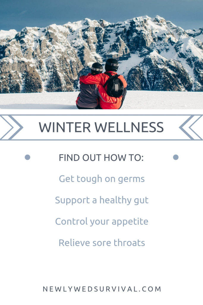 4 Products You Need for Wellness this Winter