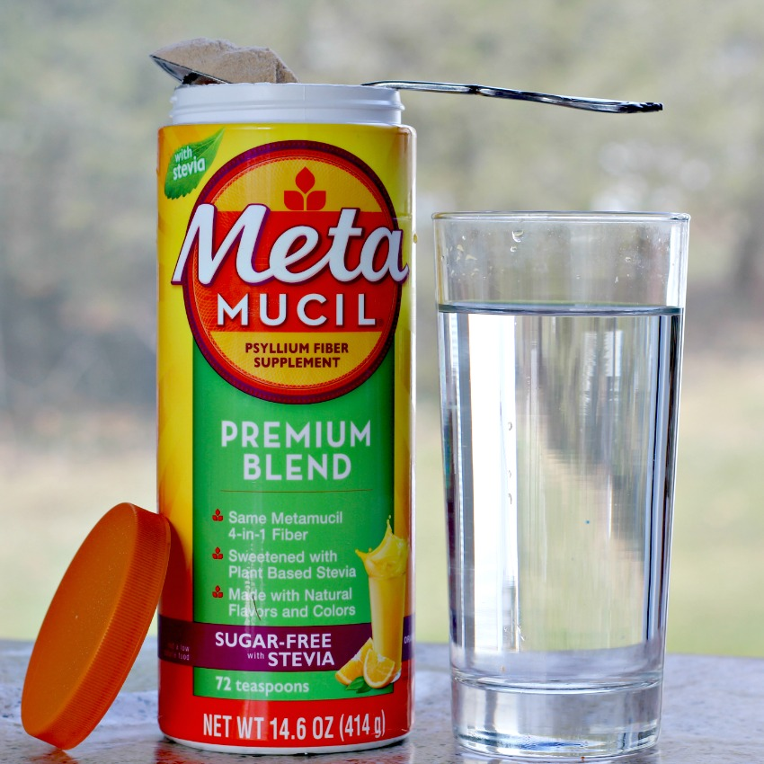 Metamucil Premium Blend