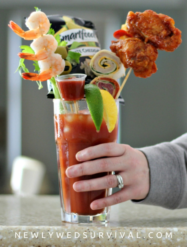 How to Create an Extreme Bloody Mary Bar + Our Favorite Bloody Mary Recipe!