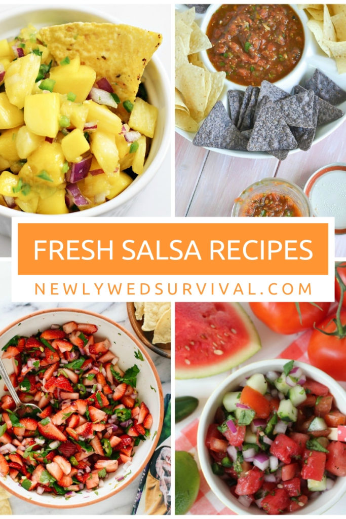15 Fresh Salsa Recipes You Need to Try Right Now
