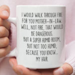 Mother's Day Gifts for the Mother-In-Law with a Sense of Humor