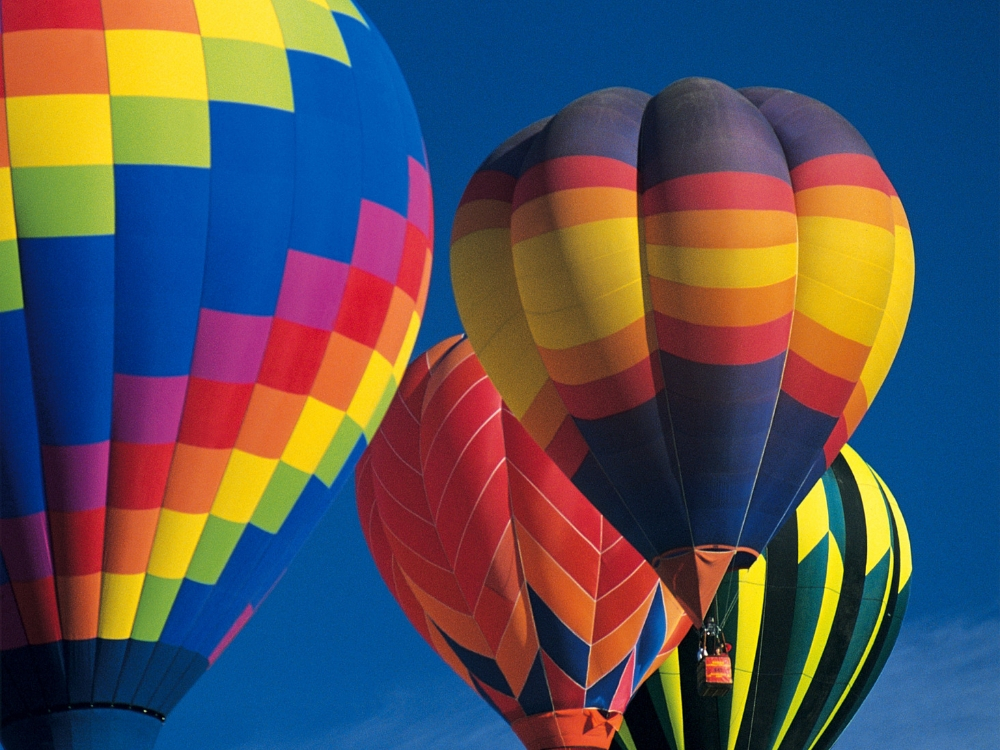 Date idea in Tucson: Soar in the skies in a Hot Air Balloon Ride