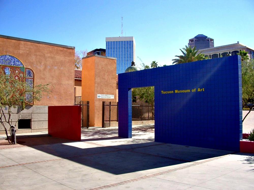 Date idea in Tucson: Tucson Museum of Art