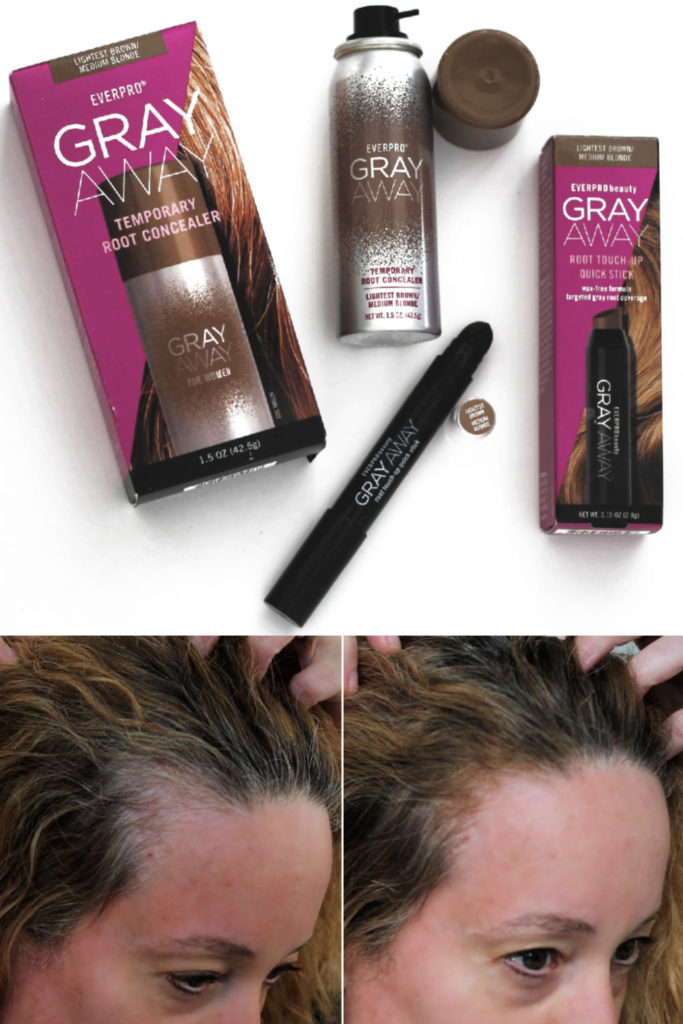 How to Easily Cover Gray Roots Between Colorings