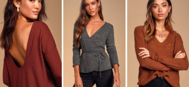 Cozy Sweaters for Winter - All $40 or less!