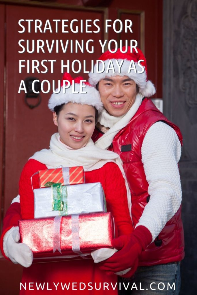 Strategies for Surviving Your First Holiday as a Couple